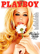 Toni Bentley in PLAYBOY