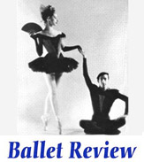 Toni Bentley in BALLET REVIEW