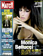 Toni Bentley in Paris Match